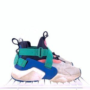 Nike Huarache City Running Shoes Size 13c